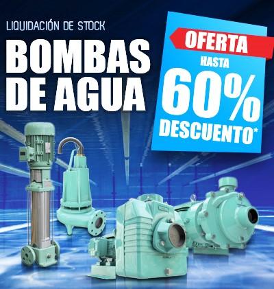 Bombas de Agua - Liquidación